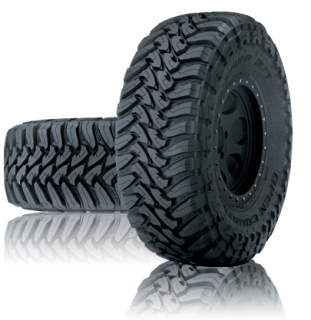 Open Country M/T | TOYO TIRES - United Kingdom